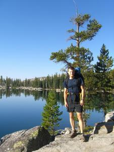 Me at Lake of the Woods