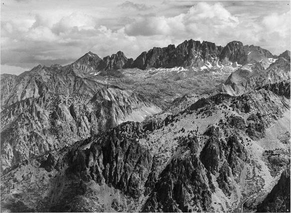 Ansel Adams Windy Point 1936 (1)